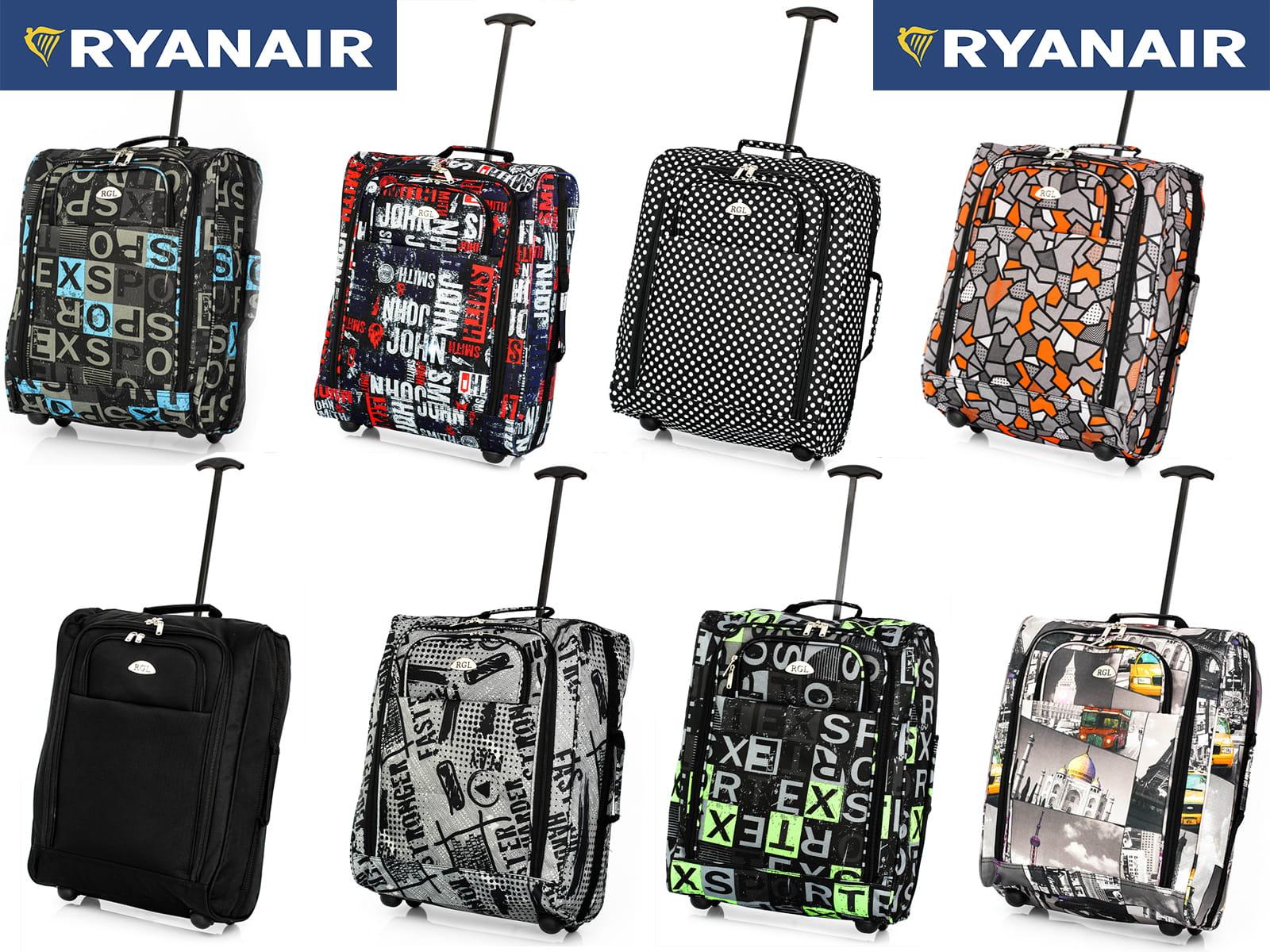 5730a3145a357 Walizka torba RYANAIR 55x40x20 lekka 1kg Bagaż podręczny REVERSE ...